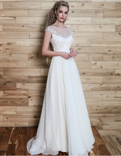Свадебное платье Sylvia