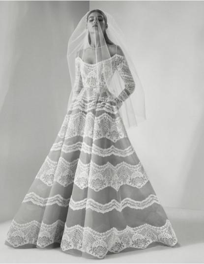 Свадебное платье Look 44