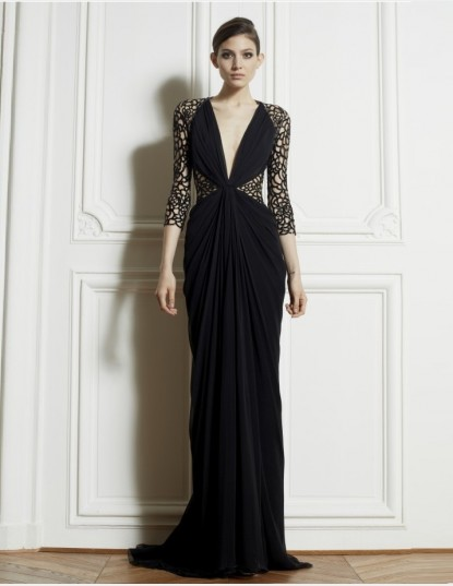 Вечернее платье 13-013