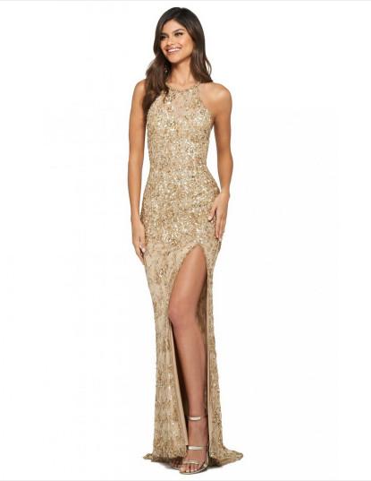 Вечернее платье 53441