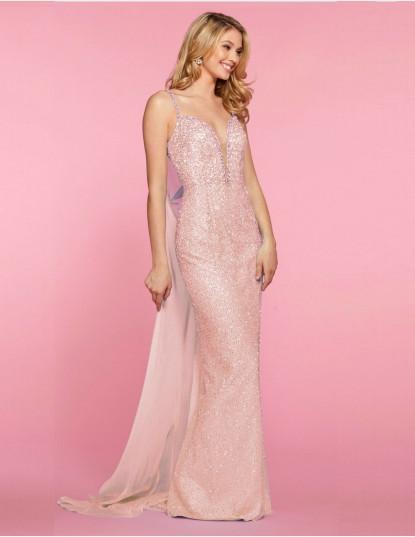 Вечернее платье 53494