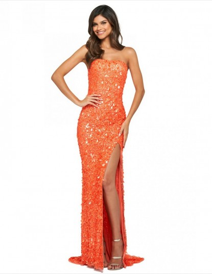 Вечернее платье 53891