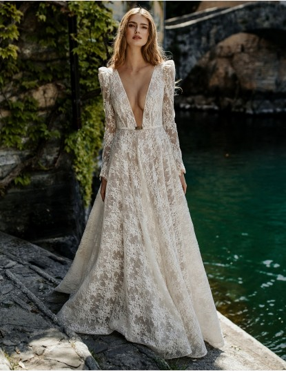 Свадебное платье 22-32