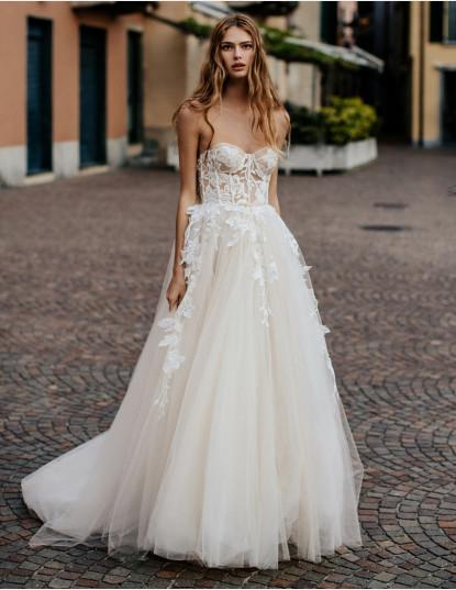 Свадебное платье 22-40
