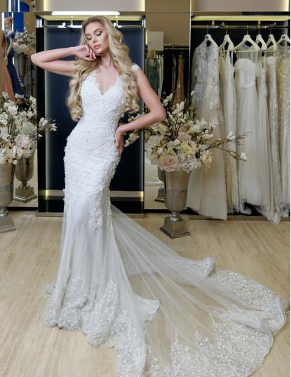 Свадебное платье W2018-09