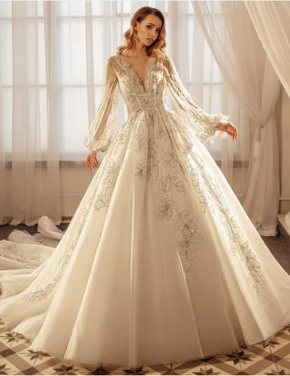 Свадебное платье INL2202